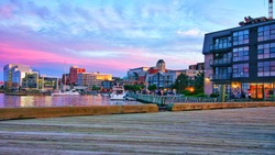 Waterfront Downtown Halifax