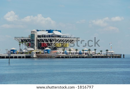 Waterfront entertainment complex