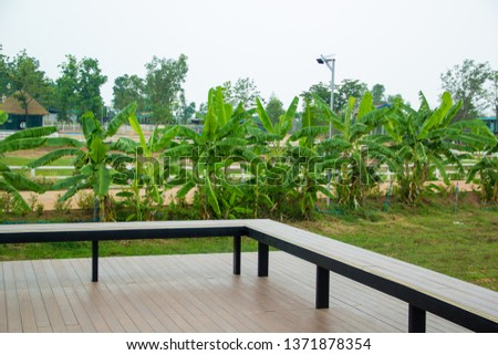 Waterfront,Waterfront in the garden, #1371878354