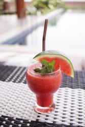 Watermelon Smoothie,Watermelon juice ,Fluit smoothie