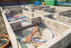 Waterwork construction