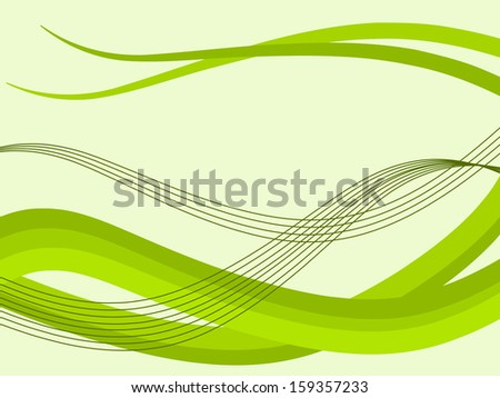 Wave abstract background with copy space. Line patterns.