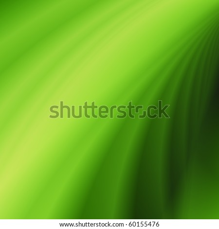 Wave eco background green abstract nature pattern