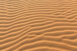 Wave of sand texture.Mui Ne,Vietnam.