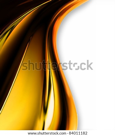 wave of yellow chrome
