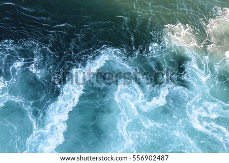 Stock Photo wave spiral