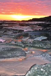 Waves, sand, clouds, bubbles and sunsets amazing features of this beautiful place it truly is well worth a visit