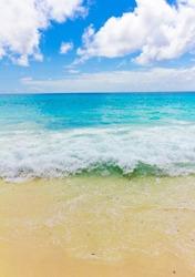 Waves Waters Splashing