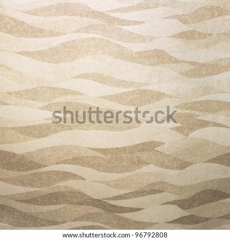 Wavy golden background/texture #96792808