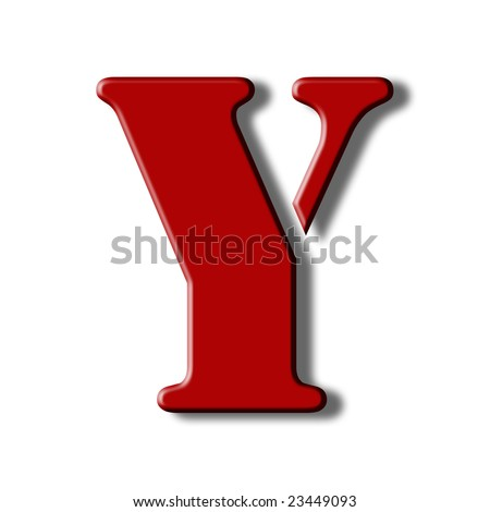 letter a photography wax font letter y stock photo 23449093 16410 | stock photo wax font letter y 23449093