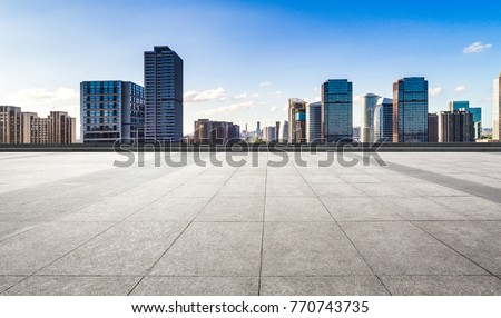 way in the modern city