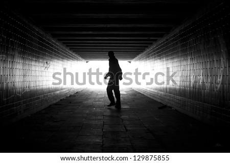 Way to light #129875855