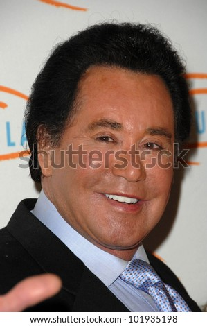 Wayne Newton at the  10th Annual Lupus LA Orange Ball, Beverly Wilshire Hotel, Beverly Hills, CA. 05-06-10 - stock photo