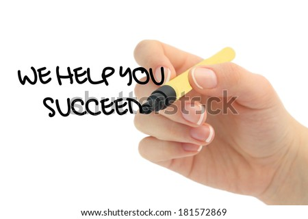 Photo of We help you succeed