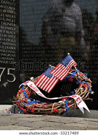 We will never forget! - Vietnam Memorial