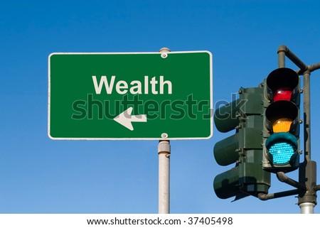 Wealth Sign