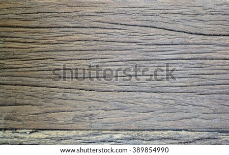Weathered Barn Wood Background With Knots. Blue Old Wood