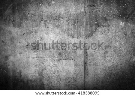 weathered steel texture and background