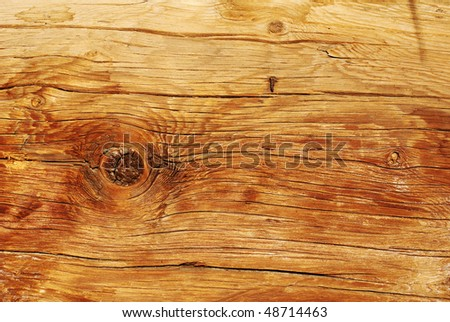 Weathered textured obsolete rough wooden background