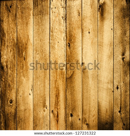 weathered wood fence ; abstract grunge background