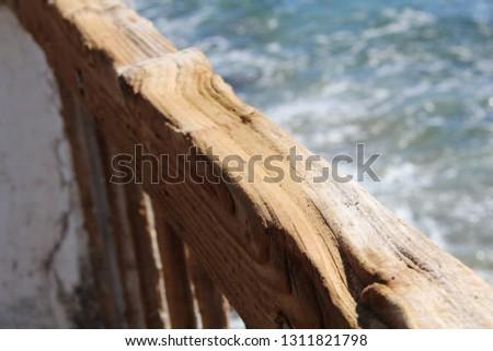 Weathered Wood Work #1311821798