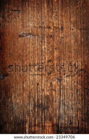 Weathered wooden wall texture background