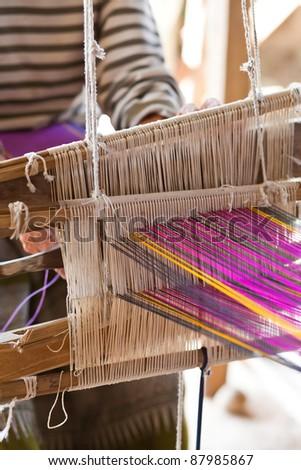 Weave homemade