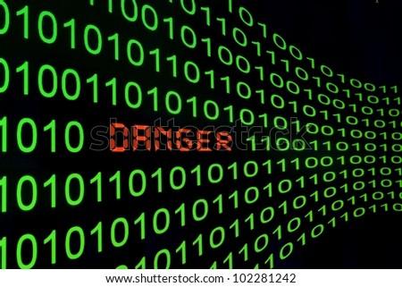 Web danger