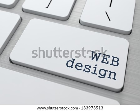 Web Design Concept. Button on Modern Computer Keyboard with Word Partners on It.