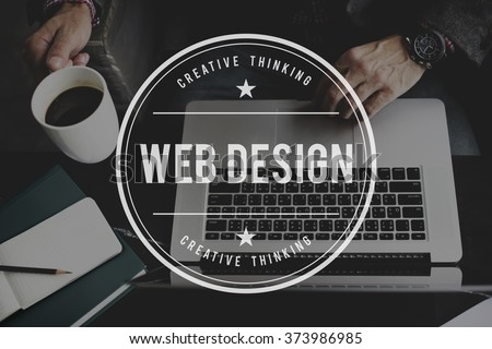 Web Design Website Homepage Ideas Programming Concept