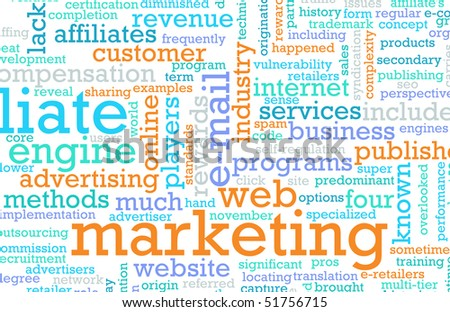 Web Marketing Strategy of a Business Online