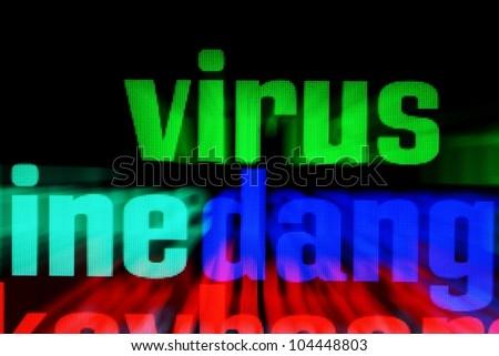 Web virus