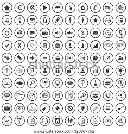 Webdesign set
