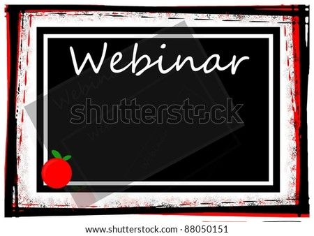webinar blackboard to highlight your internet message or posting