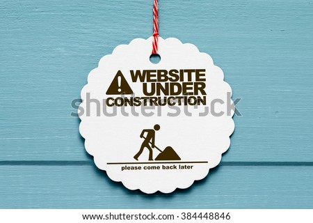 website under construction #384448846