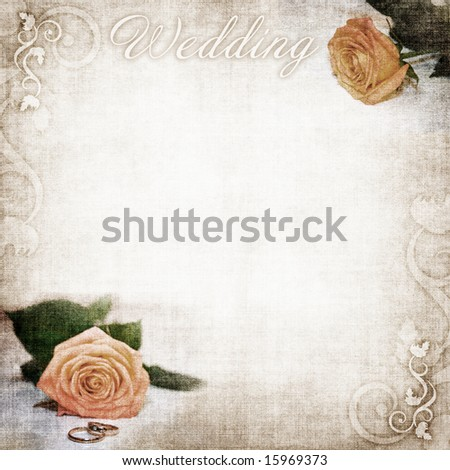 stock photo wedding background