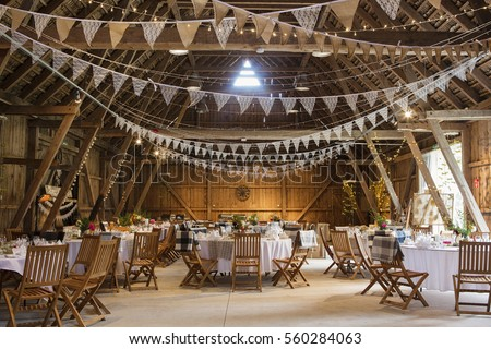 Wedding barn #560284063