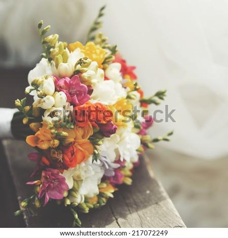 Wedding Bouquets - Flowers - Floristic - Bridal