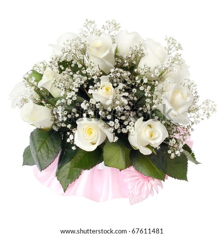 white wedding bouquet wallpaper - photo #21