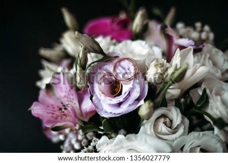 Wedding bridal bouquet #1356027779