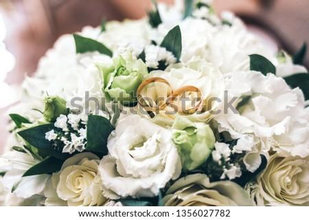 Wedding bridal bouquet #1356027782