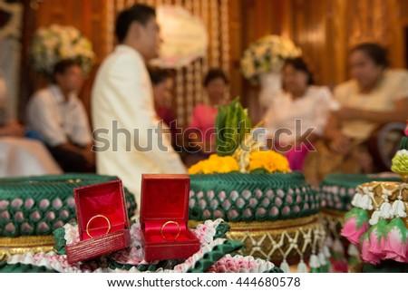 Shutterstock Wedding Ceremony Thailand