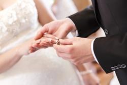 Wedding ceremony./ Wedding ceremony.
