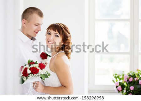 Wedding couple  #158296958
