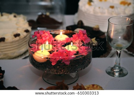 Wedding decor #610303313