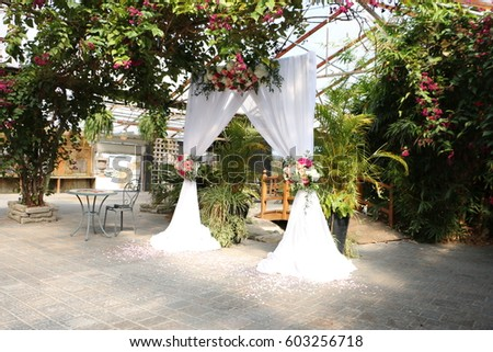 Wedding Decoration #603256718