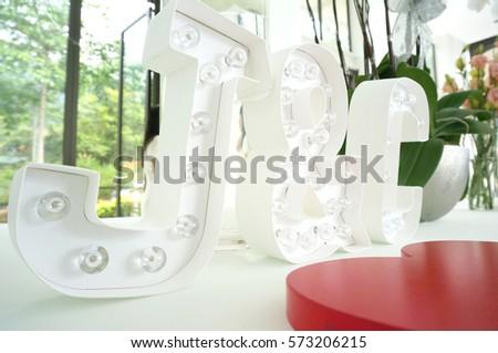 Wedding decoration table  #573206215