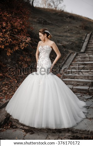 Stock Photo wedding dress