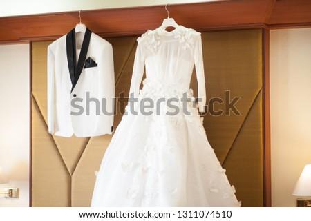 Wedding dress, groom dress, bridal dress, beautiful memories