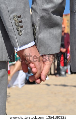 Wedding for a gay marriage  #1354180325